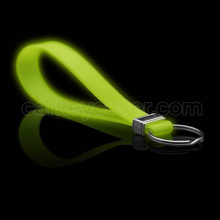 TBU car Schlüsselanh√§nger - Silikon - Im Dunkeln leuchten