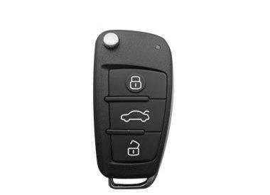 Audi - Klappschlüssel Modell B