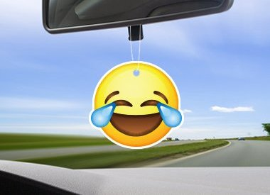 Air fresheners by Freshations – Emoticons