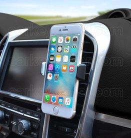 Suporte de telemóvel - Suporte universal para fixar na grelha de ventilação