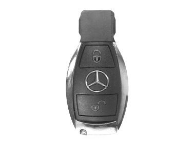 Mercedes - Llave inteligente modelo C