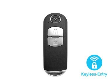 Mazda - Clé intelligente (keyless-entry)