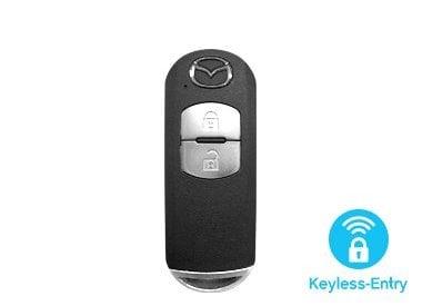 Mazda- Smart key (Keyless-Entry)