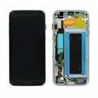 Samsung LCD Display Module G935F Galaxy S7 Edge, Black, GH97-18533A;GH97-18767A