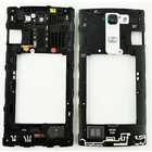 LG Middenbehuizing H525N G4c, Wit, ACQ87831953, For White Phone