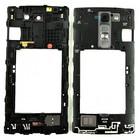 LG Middenbehuizing H525N G4c, Titaan, ACQ87831951, For Titan Phone [EOL]