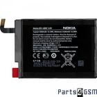 Nokia Accu, BV-4BW, 3500mAh, 0670687