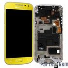 Samsung LCD Display Module i9195 Galaxy S IV / S4 Mini, Yellow, GH97-14766J