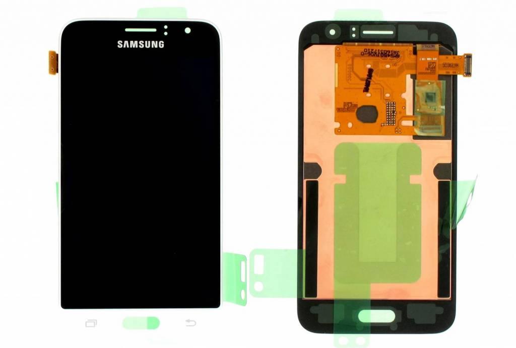 Samsung J120f Galaxy J1 2016 Lcd Display Module White Gh97 18224a Parts4gsm