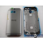 HTC Back Cover One (M8), Grey, 83H40008-00; 83H40008-01; 83H40009-00; 74H02638-01M