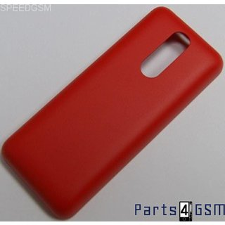 Nokia Nokia 108 Accudeksel, Rood, 9448542