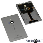 Nokia Back Cover Lumia 925, Grey, 00811D0; 00810B6