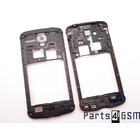 Samsung Middle Cover I9295 Galaxy S4 Active, Blue, GH98-28008B