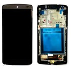 LG Nexus 5 D820 LCD Display + Touchscreen + Frame White ACQ86661401 [EOL]