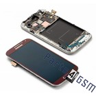 Samsung Lcd Display Module I9506 Galaxy S IV / S4 LTE+, Rood, GH97-15202F