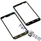 LG  Front Cover Frame P875-Optimus-F5, Black, ACQ8635401