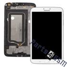 Samsung Galaxy Tab 3 8.0 T3100 LCD Display Module, Wit, GH97-14790A