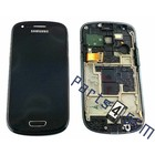 Samsung LCD Display Module Samsung i8200 Galaxy S III Mini VE, Black, GH97-15508C