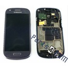 Samsung LCD Display Module Samsung i8200 Galaxy S III Mini VE, Titanium Grey, GH97-15508D