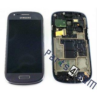 Samsung Samsung i8200 Galaxy S III Mini VE LCD Display Module, Titanium Grey, GH97-15508D