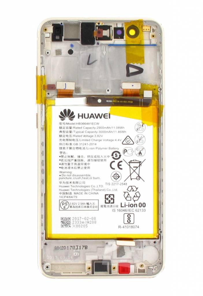 Huawei P10 Lite (Warsaw-L21) LCD Display Module, Gold