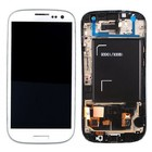 Samsung LCD Display Module i9300i Galaxy S3 Neo, White, GH97-15472B