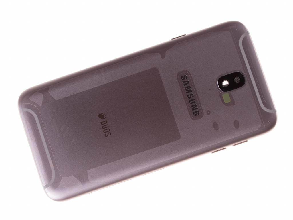 Samsung J730F Galaxy J7 2017 Back Cover, Gold, DUOS Logo, GH82