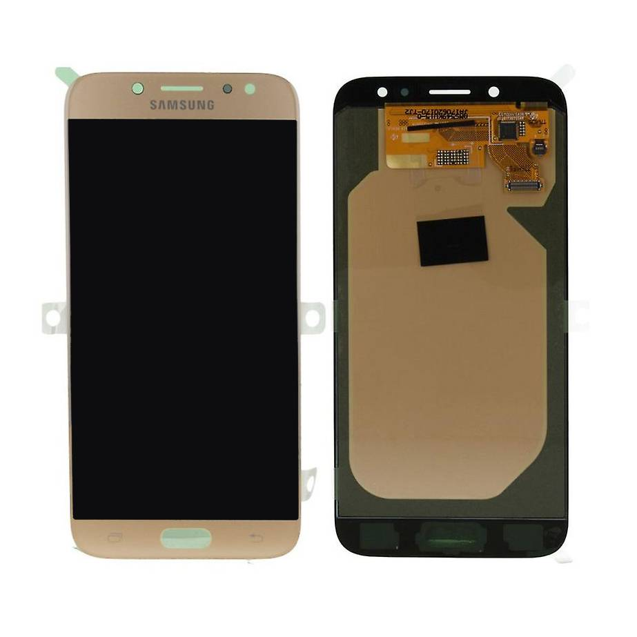 Samsung J730F Galaxy J7 2017 LCD Display Module, Gold, GH97-20736C