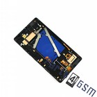 Nokia LCD Display Module Lumia 930, Black, 00812K9