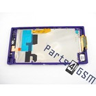 Sony Lcd Display Module Xperia Z Ultra, Paars, 1276-8822