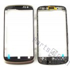 Huawei Front Cover Frame Ascend G300, Zilver