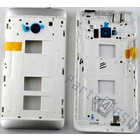HTC Middenbehuizing One Dual Sim (M7 802w), Wit, 74H02463-02M, 74H02463-06M