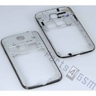 Samsung Middenbehuizing I9505 Galaxy S IV / S4, Deep Black, GH98-26374C [EOL]