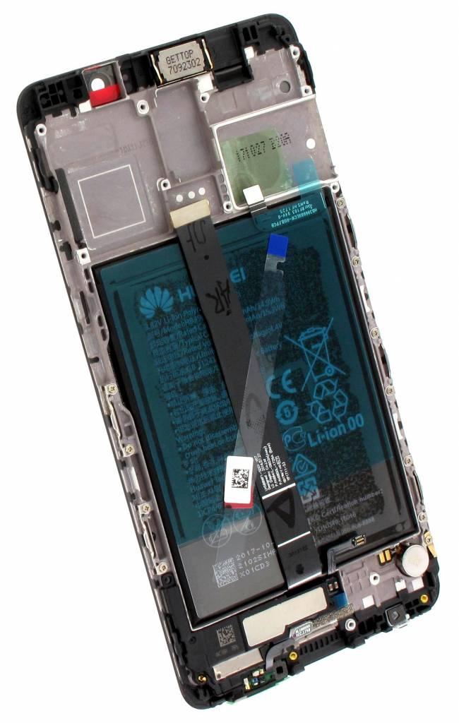 Huawei Mate 9 MHA-L09 LCD Display Module, Black, P4-02351BDD