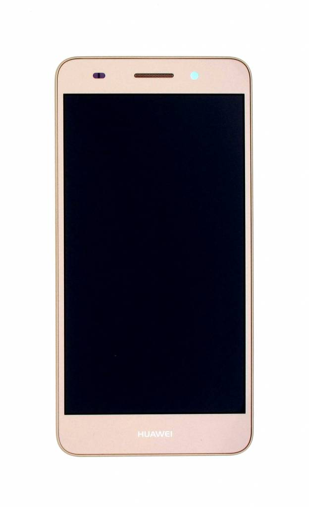 Huawei Y6II (CAM-L21) LCD Display Module, Gold, 02350VUK