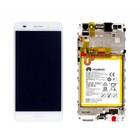 Huawei LCD Display Modul Y6II (CAM-L21), Weiß, 02350VRS