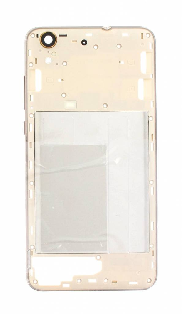 Huawei Y6II (CAM-L21) Middle Cover, Gold, 51661APV - Parts4GSM
