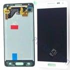 Samsung G850F Galaxy Alpha LCD Display Module, White, GH97-16386D