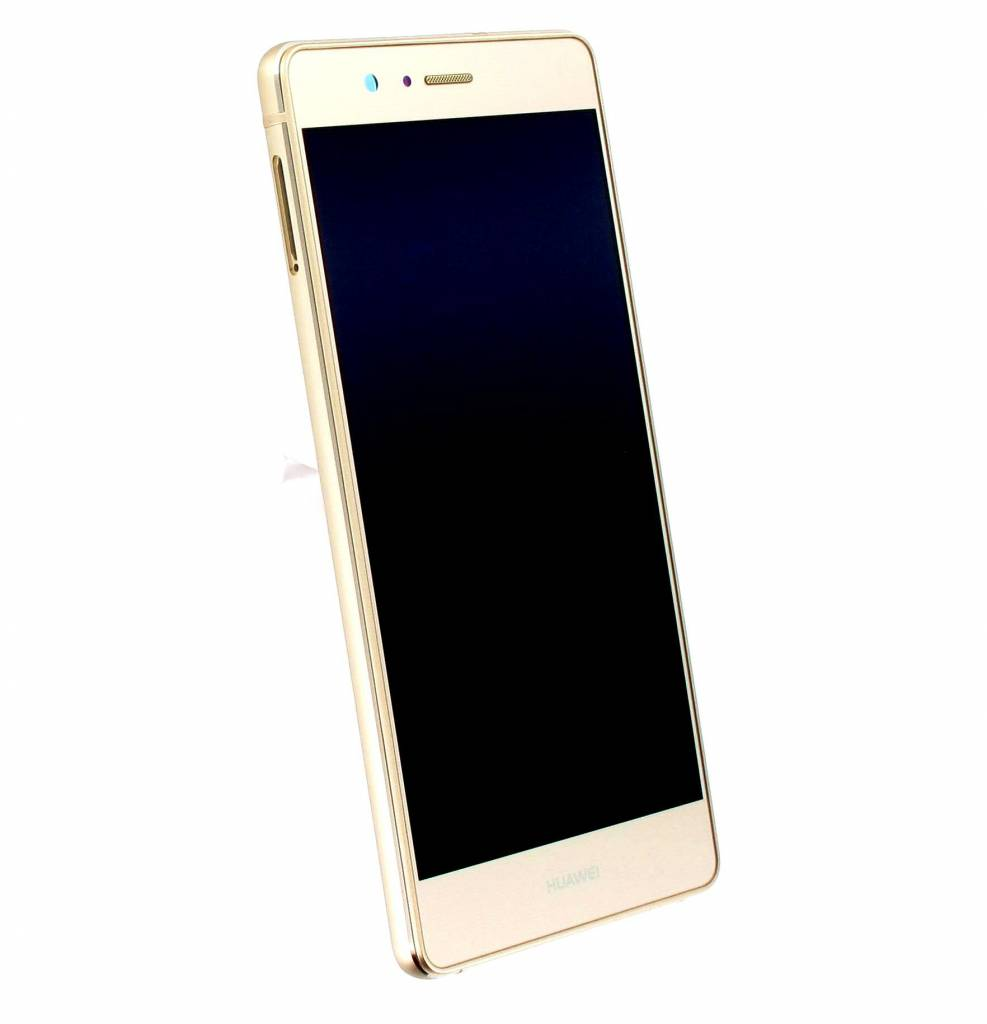 Huawei P9 Lite (VNS-L31) LCD Display Module, Gold, 02350TMS
