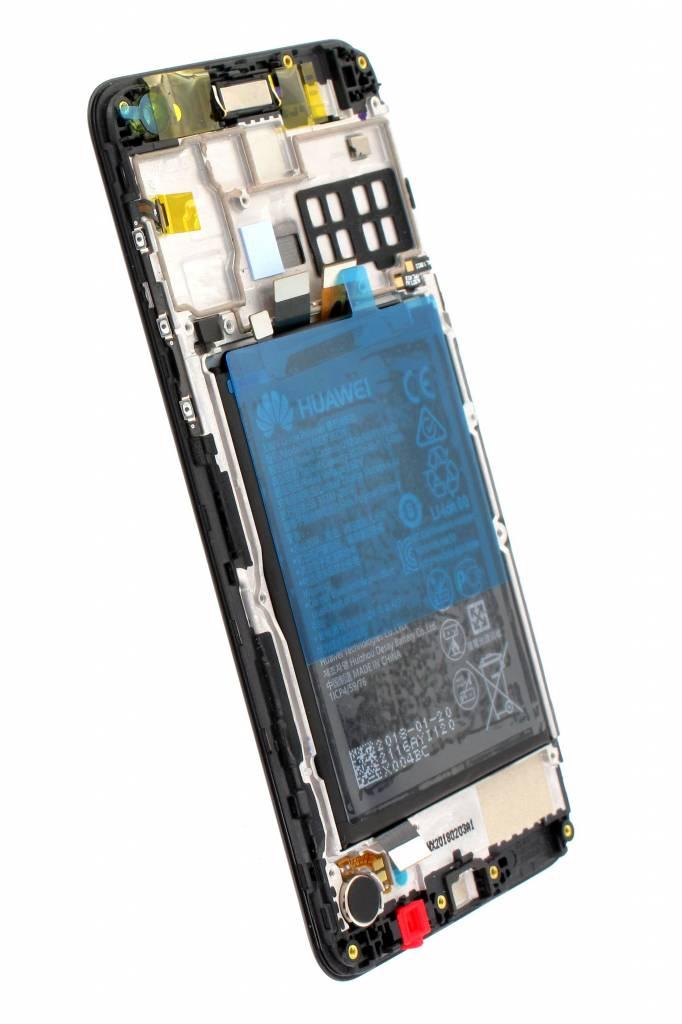 Huawei Y5 Dual Sim 2017 (MYA-L22) LCD Display Module, DarkGrey, Incl