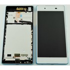 Sony Xperia Z3 Plus Dual E6533 LCD Display Modul, Weiß, 1293-8466