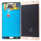 Samsung LCD Display Module N910F Galaxy Note 4, Gold, GH97-16565C