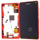 Sony LCD Display Module Xperia Z3 Compact, Orange, 1289-2687
