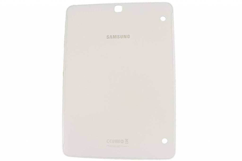 new style 7ddac 921ca Samsung T810 Galaxy Tab S2 9.7 WIFI Back Cover, White, GH82-10313B ...