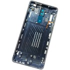 Nokia 8 Dual Sim (TA-1004) Achterbehuizing, Polished Blue/Blauw, 20NB1LW0014