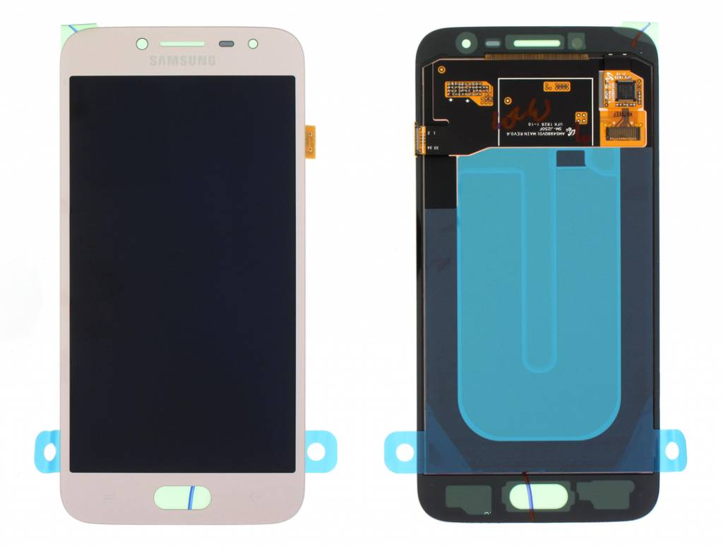 Samsung J250F/DS Galaxy J2 Pro 2018 LCD Display Module, Gold, GH97-21339D;GH97-21812D;GH97-21338D