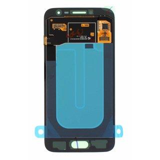 Samsung J250F/DS Galaxy J2 Pro 2018 LCD Display Module, Gold, GH97-21339D;GH97-21812D;GH97-21338D