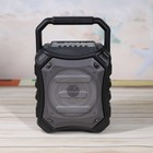 Omega Draagbare Bluetooth Speaker - Disco 5W Bluetooth V2.1 [44164]