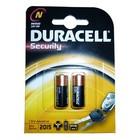 Duracell Alkaline Battery Mn9100 N, 1.5V Blister*2