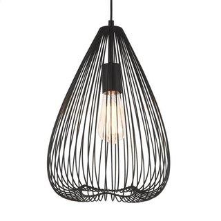 Platinet hanglamp - HERA - Zwart PPL018B